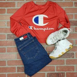 Tommy Hilfiger Vintage Denim Waisted Mom Jeans